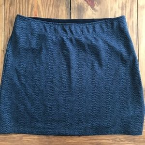 Athleta Chevron Sport Athletic Skirt (792949) EUC